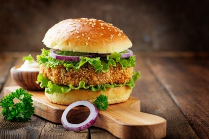 crispy-chicken-burger-rezept