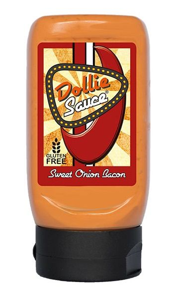 Dollie Sauce Sweet Onion Bacon