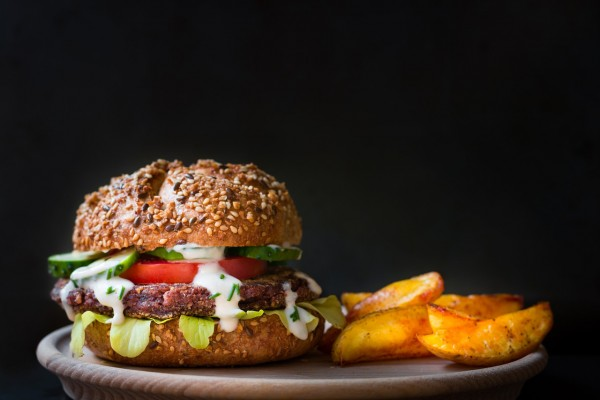 burger-mit-rotem-quinoa-rezept